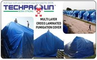 Multi layer cross laminated Fumigation Cover