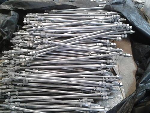 Mild Steel Foundation Bolt Diameter: 6 To 110 Millimeter (Mm)