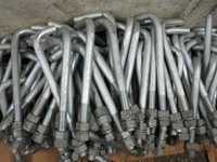 Mild Steel L Foundation Bolt