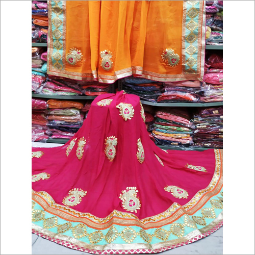 Ladies Georgette Lehenga Choli