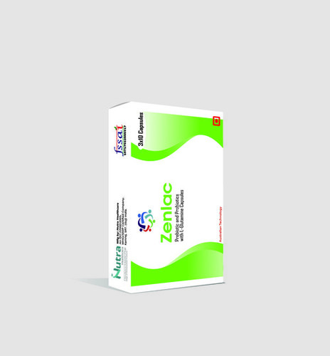 Gastric Nutrition Capsules