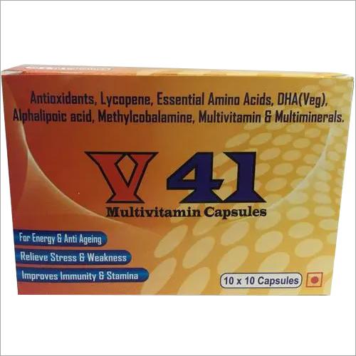 Multivitamin Capsules