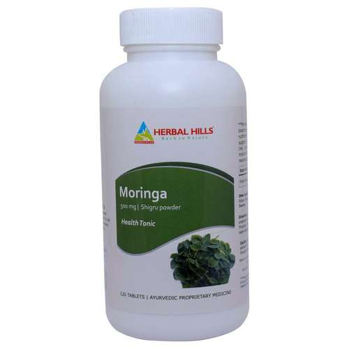 Ayurvedic Joint Pain Relief Capsule - Moringa 120 Tablets
