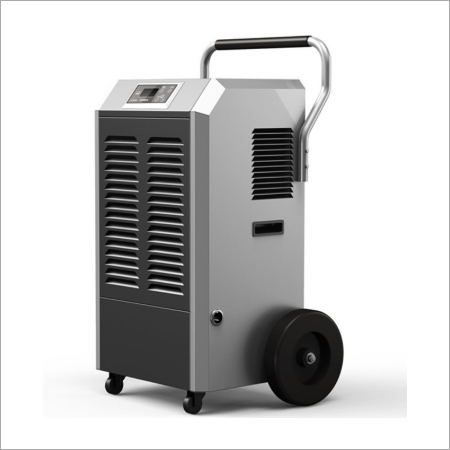 Big Wheels Portable Industrial Dehumidifier