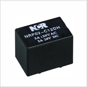 3A 120V AC PCB Relay