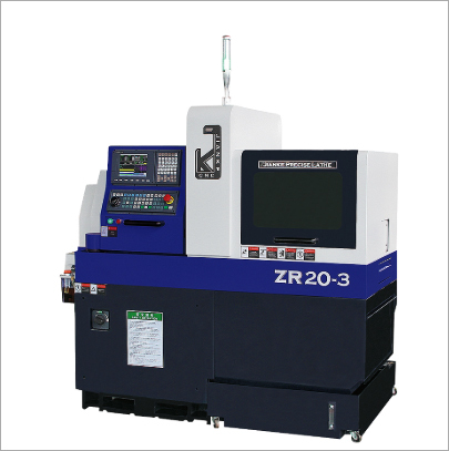 Swiss Type CNC Automatic Lathe Machine