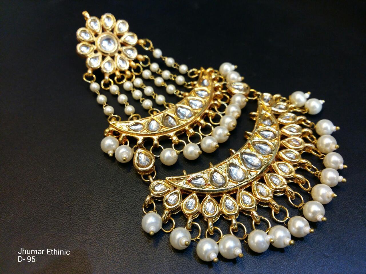 Kundan Earring