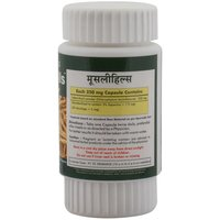 Ayurvedic Medicines for Strength And Stamina - Safed Musli 60 Capsule