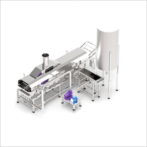 Commercial Chips Making Plant