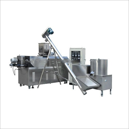 Popcorn Pellet Processing Plant