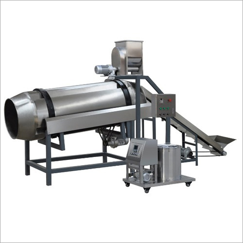 Snacks Pellet Processing Plant