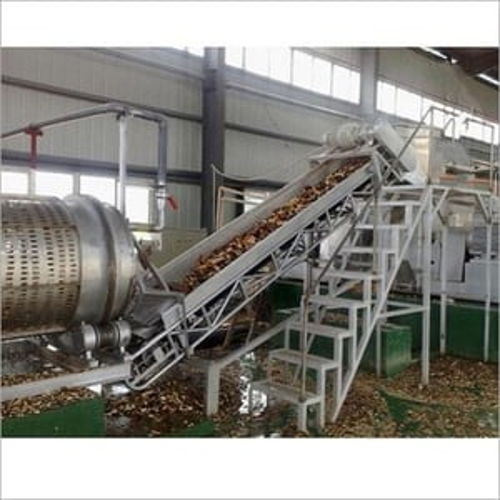 Potato Flakes Powder Processing Plant