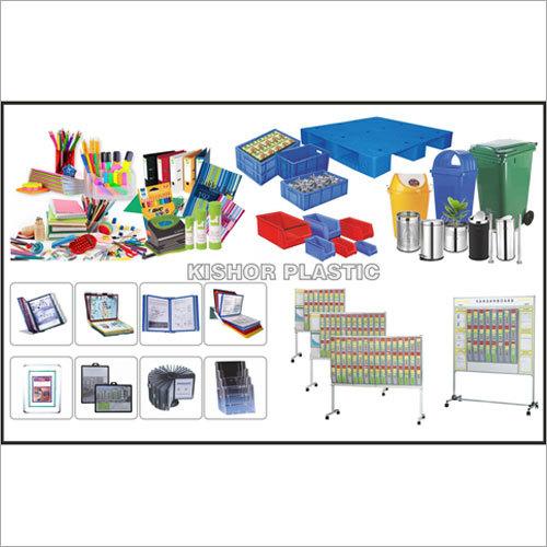 Plastic Files Folders
