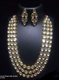 Stylish Kundan Set