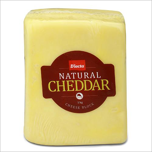 1 KG Natural Cheddar Cheese Block