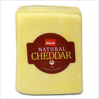 1 KG Natural Cheddar Cheese Block