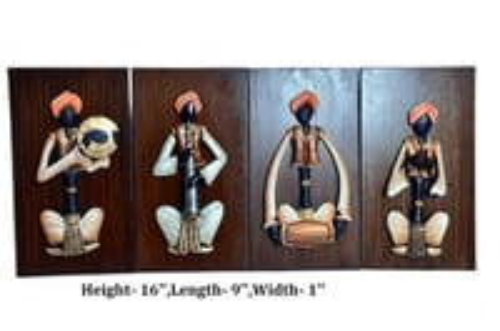 Tribal Musician Board