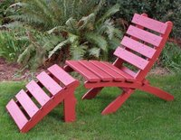 Handmade wooden chaise lounge, Classic Chair, Garden Chair, Beach Chair