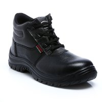 Grain Leather Safety Shoes