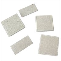 20in Alumina Ceramic Filter Plate for Foundry Casting