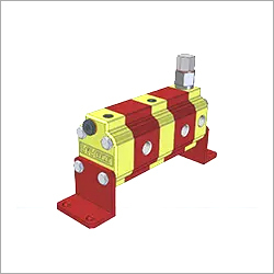 Flow Divider Single Valve – Group 0