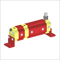 Flow Divider Single Valve, Motor – Group 0