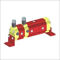 Flow Divider Valves, Motor – Group 0