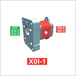 Intermediate Pump 25.4 Female FLANGE-Group 0