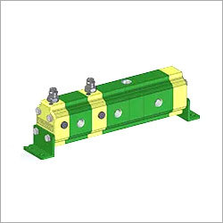 Flow Divider Valves, Motor – Group 1