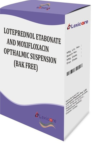 Loteprednol Etabonate Opthalmic Suspension