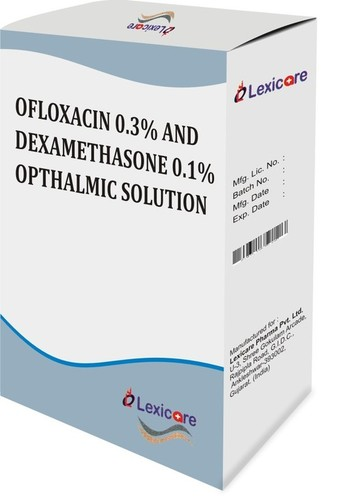 Ofloxacin and Dexamethasone Opthalmic Solution
