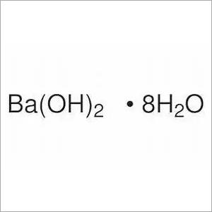 Barium hydroxide hydratem,  CAS Number: 40226-30-0, 5g