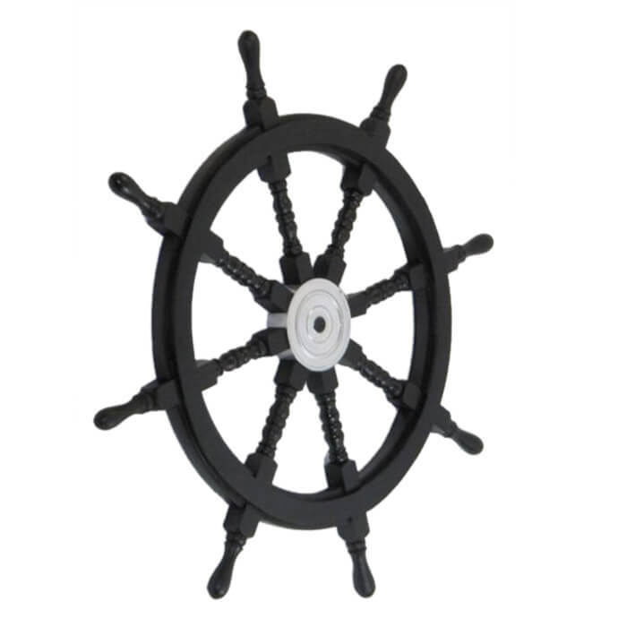 Pirate Ship Wheel 36 Inch