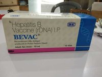 Bevac 10ml Hepatitis B  Vaccine