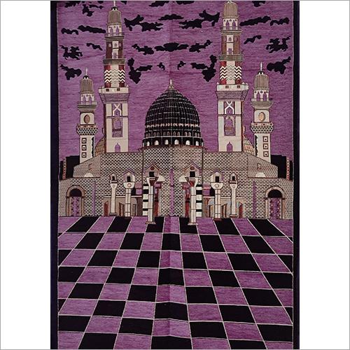 Printed Janamaz Carpet