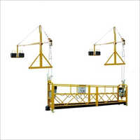 Suspended Working Platform On Hire