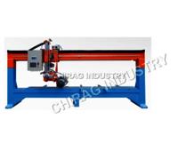 PLC Bridge Type Edge Noshing Machine