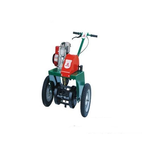 Aeroholer Lawn Mower