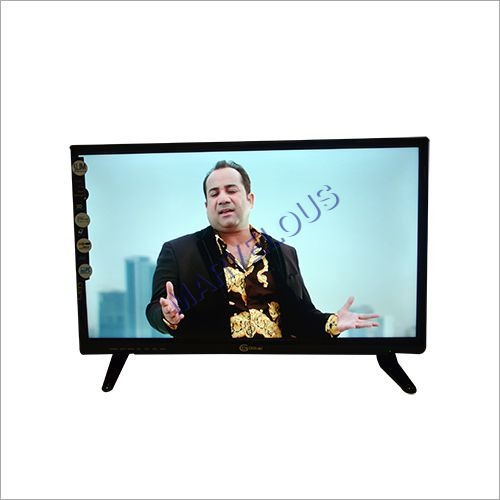 19 Inch 2 Side Speaker LED TV