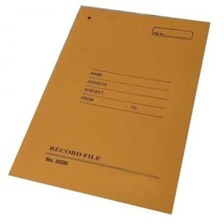 Record File