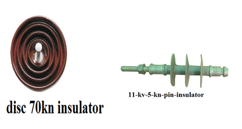 DISC Insulator and Pin Insulator