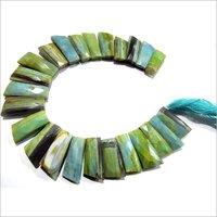 Natural Boulder Opal Fancy Shape Briolette beads,