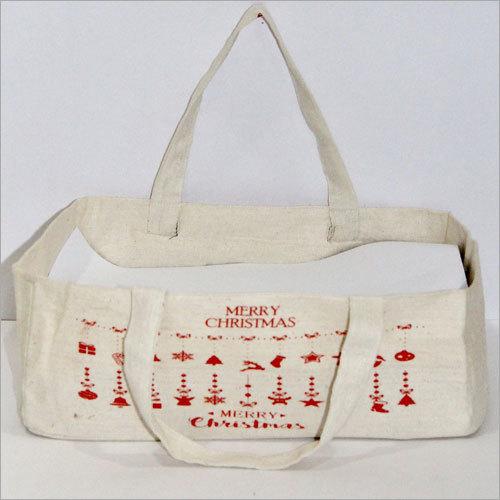 Cotton Box Bag
