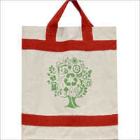 Drill Cotton Vegetable Bag