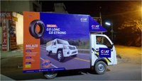 Road Show Led Van Fabrication Services