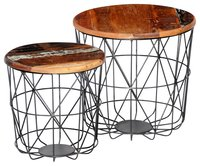Modern Reclaimed Coffee Table