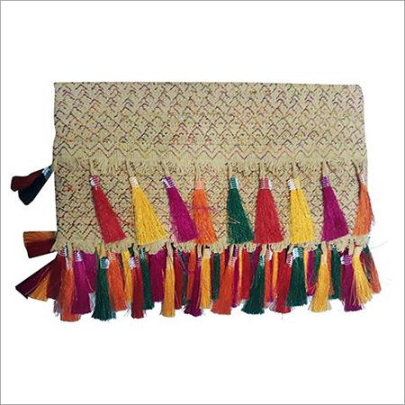 Multicolor Tassel Laces