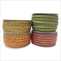 Crochet Zari Lace