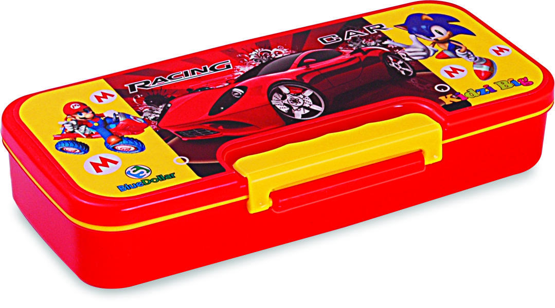 Dhoom Small Plastic Pencil Box