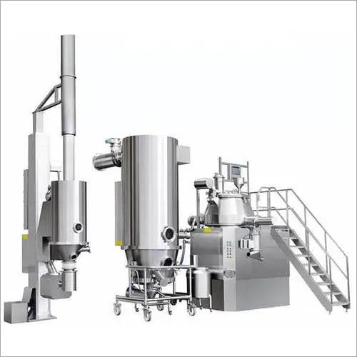 Closed Granulation Line